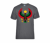 Men Charcoal Grey Heru T-Shirt