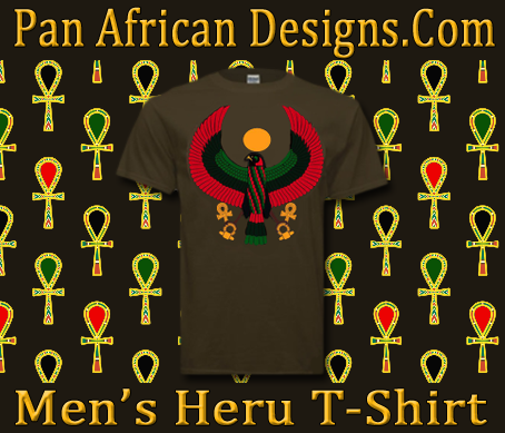 Men Olive Heru T-Shirt