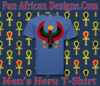 Men Iris Heru T-Shirt