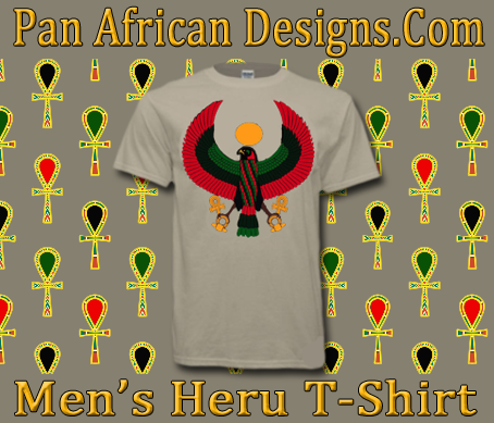Men Sand Heru T-Shirt