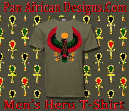 Men's Prairie Dust Heru T-Shirt