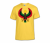Men Yellow Heru T-Shirt
