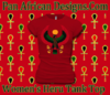 Women Red Longer Length Heru T-Shirt