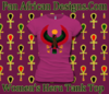 Women Berry Longer Length Heru T-Shirt