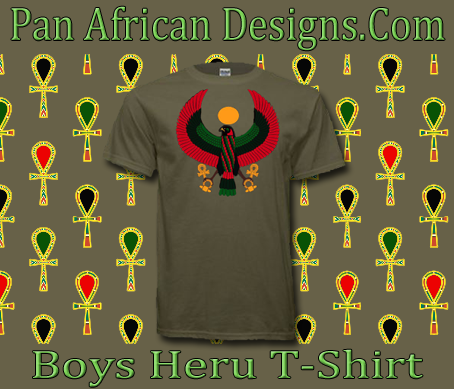 Boys Prairie Dust Heru T-Shirt