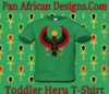 Toddler Kelly Green Heru T-Shirt