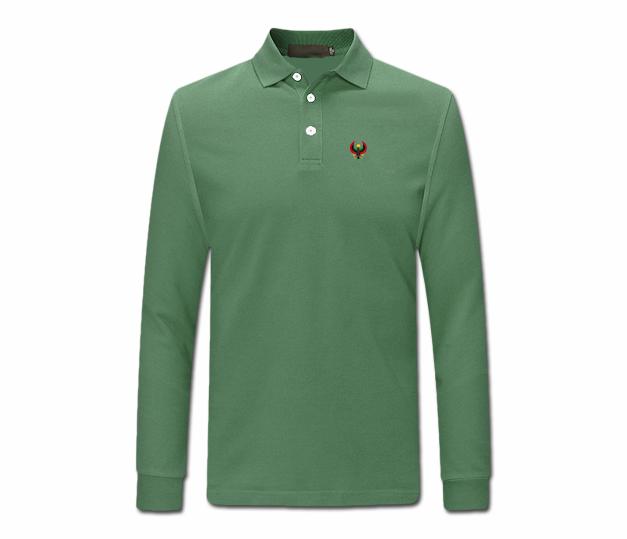 a6c3063f3b0 Men Dill Heru Long Sleeve Collared Shirt - Pan African Designs
