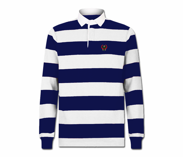 Heru Rugby Shirt Long Sleeve