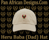 Men's Khaki Heru Baba (Dad) Hat