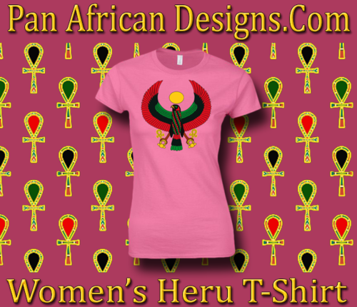 Women's Hot Pink Heru Regular Fit T-Shirt
