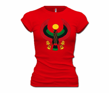 Women Heru Longer Length T-Shirts