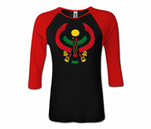 Women Heru Baseball T-Shirts