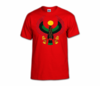 Men Red Heru T-Shirt