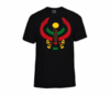 Men Black Heru T-Shirt