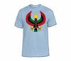 Men Light Blue Heru T-Shirt