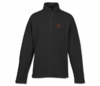 Men Black Heru Cadet Fleece