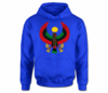 Men Royal Blue Heru Hoodie