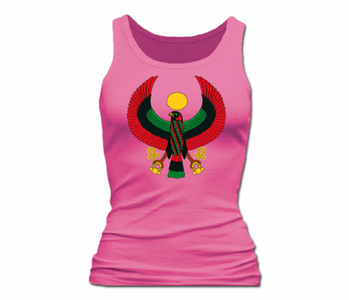 Women Very Pink Tank Top