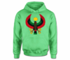 Women Irish Green Heru Hoodie