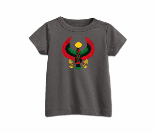 Infant Slate Grey Heru T-Shirt