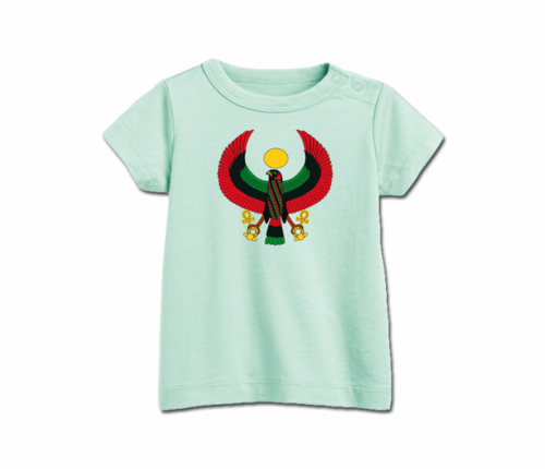 Infant Mint Green Heru T-Shirt