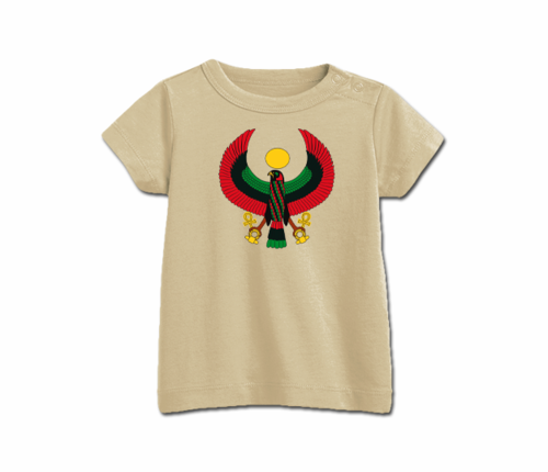 Infant Vegas Gold Heru T-Shirt