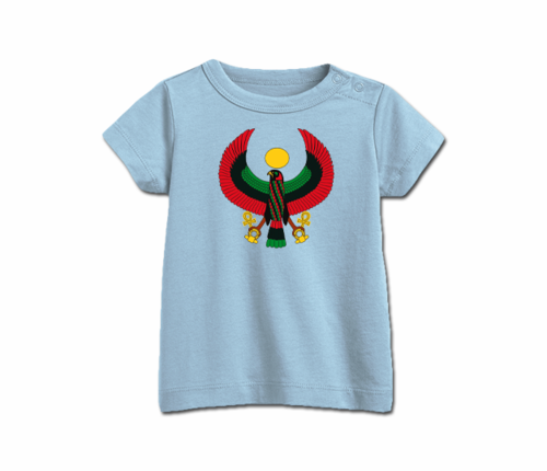Toddler Light Blue Heru T-Shirt
