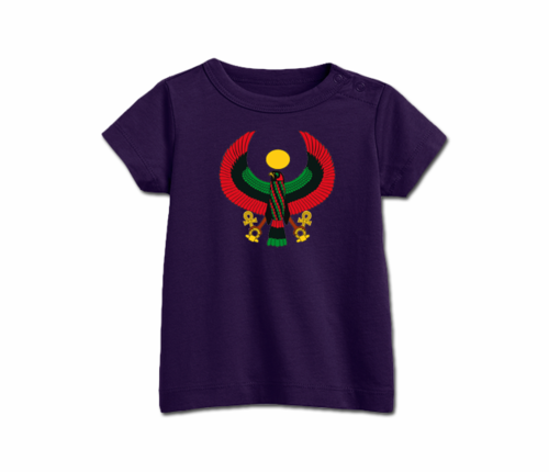 Toddler Purple Heru T-Shirt