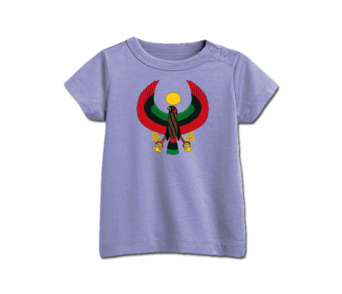 Toddler Lavender Heru T-Shirt