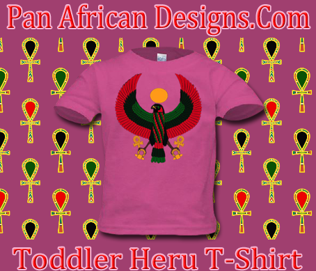 Toddler Raspberry Heru T-Shirt