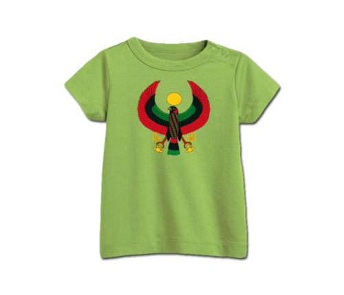 Toddler Key Lime Heru T-Shirt