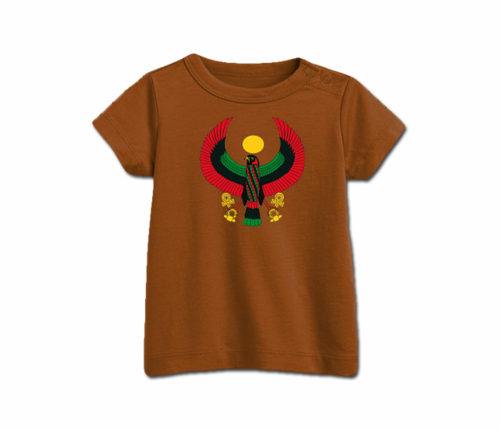 Toddler Texas Orange Heru T-Shirt