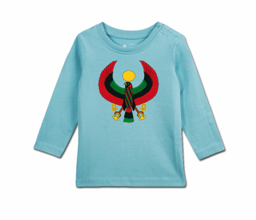 Toddler Pool Long Sleeve Heru T-Shirt
