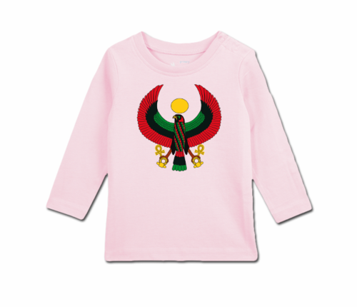 Toddler Petal Long Sleeve Heru T-Shirt