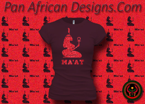 Women's Maroon and Red Maat T-Shirts with Glitter