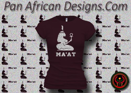 Women's Plum and Silver Maat T-Shirts with Glitter
