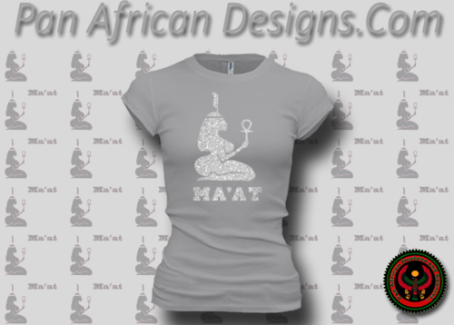 Women's Silver and Silver Maat T-Shirts with Glitter