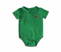 Girls Toddler Heru Collar Onesie