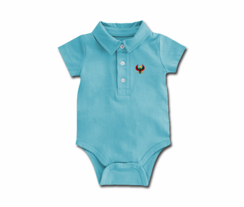 Toddler Pool Heru Collar Onesie