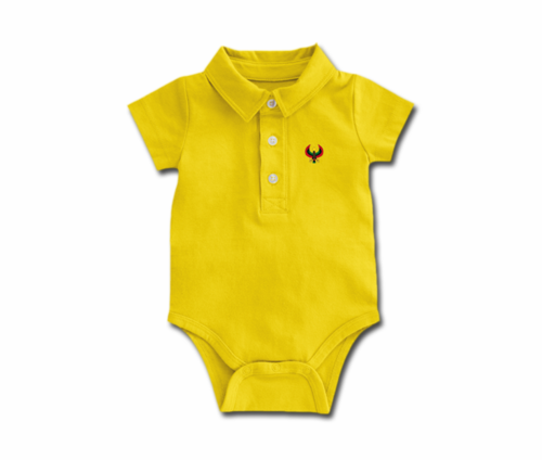 Toddler Sunshine Heru Collar Onesie