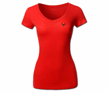 Women's Heru V-Neck T-Shirt