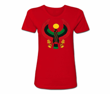 Women's Heru Regular Fit T-Shirt