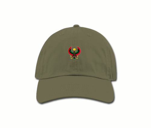 Women's Olive Mama (Dad) Hats