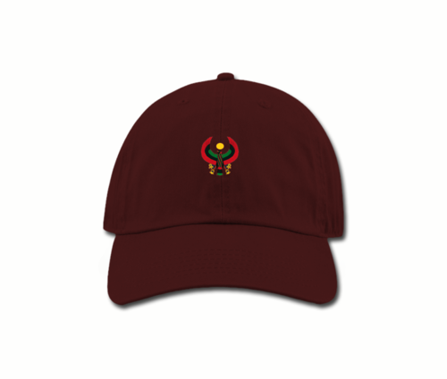 Women's Maroon Mama (Dad) Hats