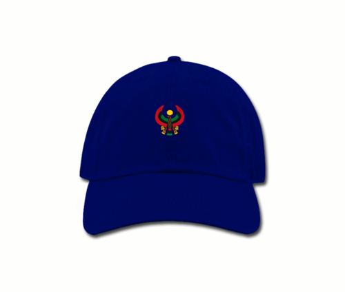 Women's Royal Blue Mama (Dad) Hats