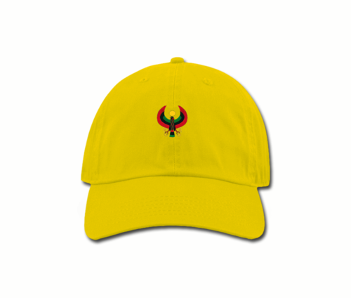 Women's Yellow Mama (Dad) Hats