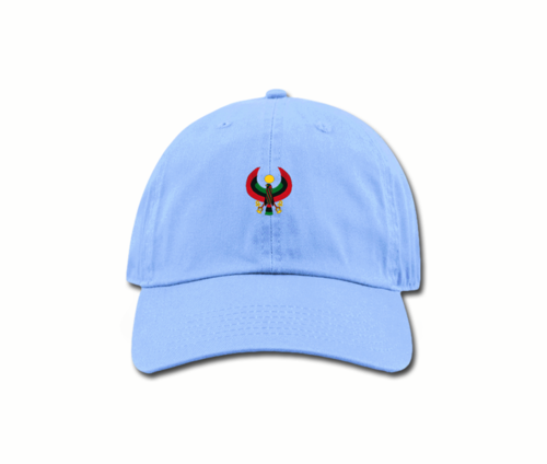 Women's Light Blue Mama (Dad) Hats