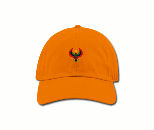 Women's Orange Mama (Dad) Hats