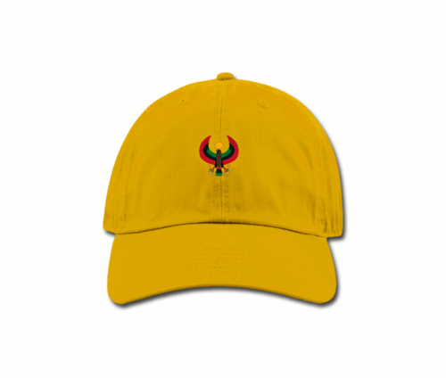 Women's Gold Mama (Dad) Hats