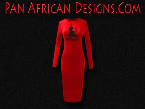 cd748e9c48b Women s Red with Black Glitter Long Sleeve Ma at Bodycon T-Shirt Dress